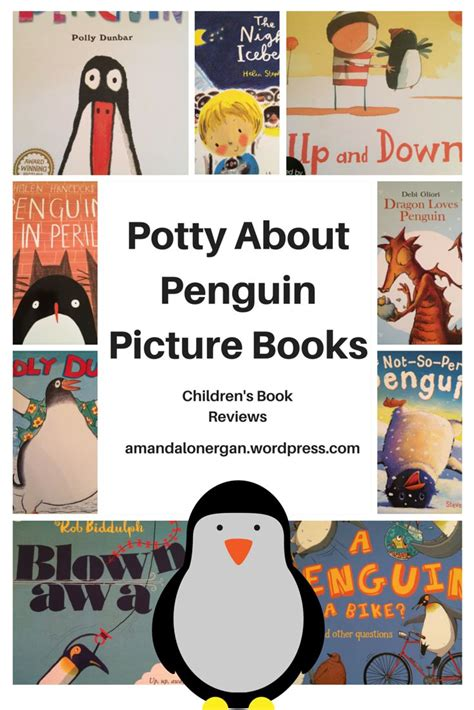 penguin picture books potty about penguin picture books penguin pictures
