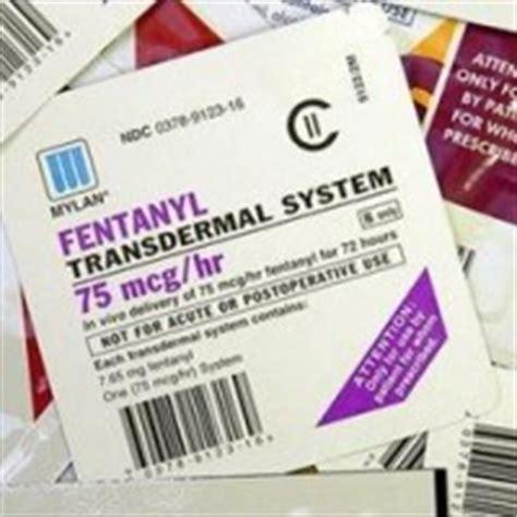 Fentanyl Patch Detox by Fentanyl Patch Transdermal System