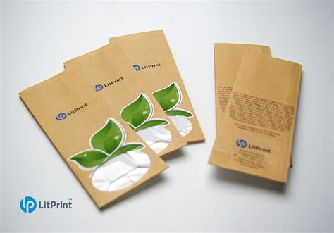 Printing On Craft Paper - litprint paper bags kraft paper bags printed paper