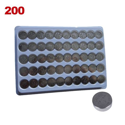 Baterai Kancing Lithium Ag10 Lr1130 1 55v 1 Pcs popular clock button cell buy cheap clock button cell lots from china clock button cell