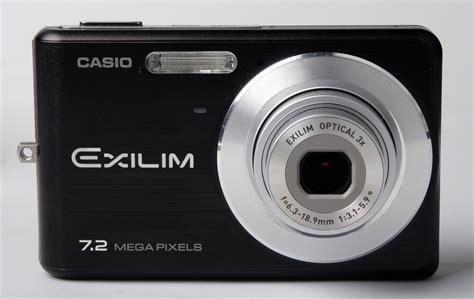exilim casio casio exilim ex z77 digital review