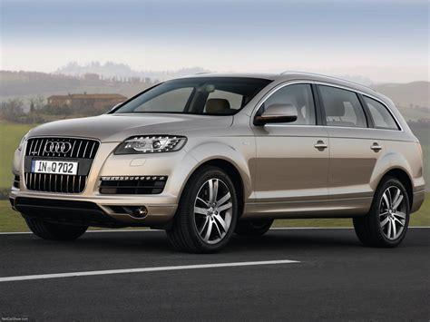 Audi Q7 (2011) - pictures, information & specs Q 2011