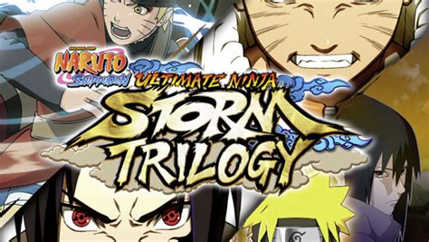 Kaset Ps4 Shippuden Ultimate Legacy shippuden ultimate legacy and trilogy coming west this fall gematsu