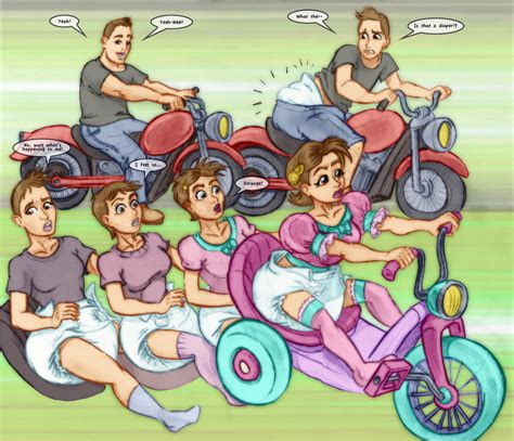 sissy baby pink diapers deviantart sissy bike part 2 by pink diapers on deviantart