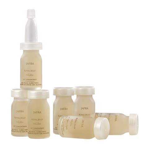 Jafra Lift Concentrate royal jelly classic lift concentrate serums and