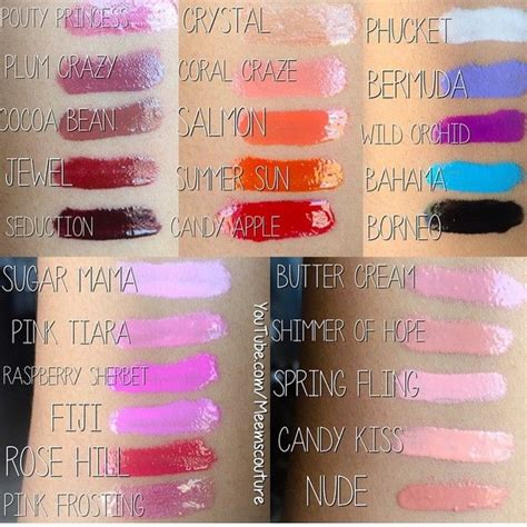 Cosmetics Lipgloss 17 best images about gerard cosmetics on matte
