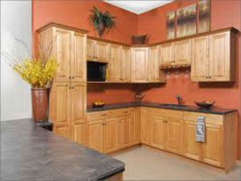 kitchen kitchen paint colors design with oak cabinets