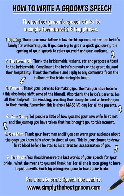 And Grooms Thank You Speech by 7 Best Groom S Speech Images On Groom Wedding