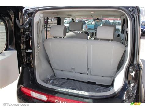 nissan cube interior roof 2009 nissan cube 1 8 sl trunk photo 45742062 gtcarlot com