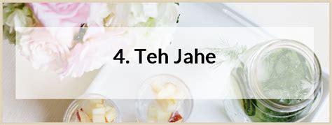 Tea Teh Jahe Merah 4 jenis minuman sehat dan alami untuk menghilangkan lemak di perut popbela