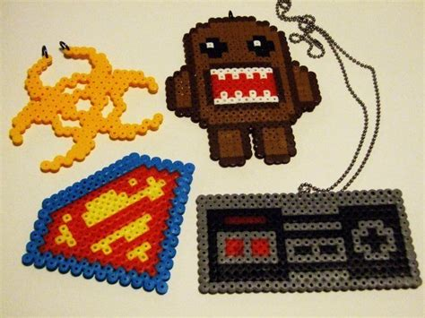 fuse bead creations perler bead creations crafty kid boredom busters