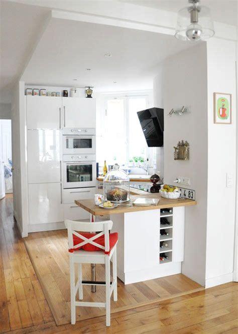 open kitchen design small space 187 design and ideas kitchen in a paris apartment naturel hodgepodge pinterest