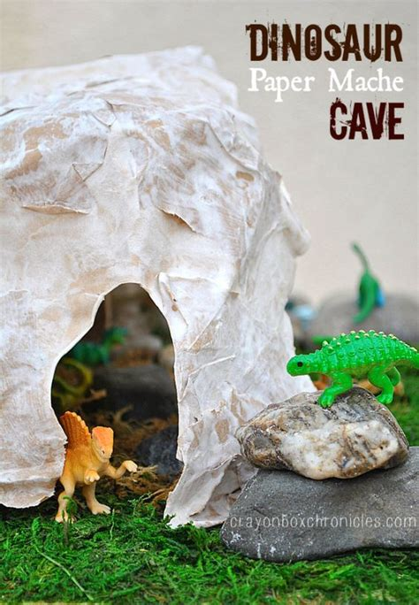 How To Make A Paper Mache Cave - the world s catalog of ideas