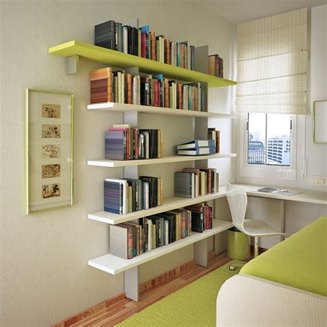 bookshelf ideas for small rooms 10 cute small room arrangements for teens