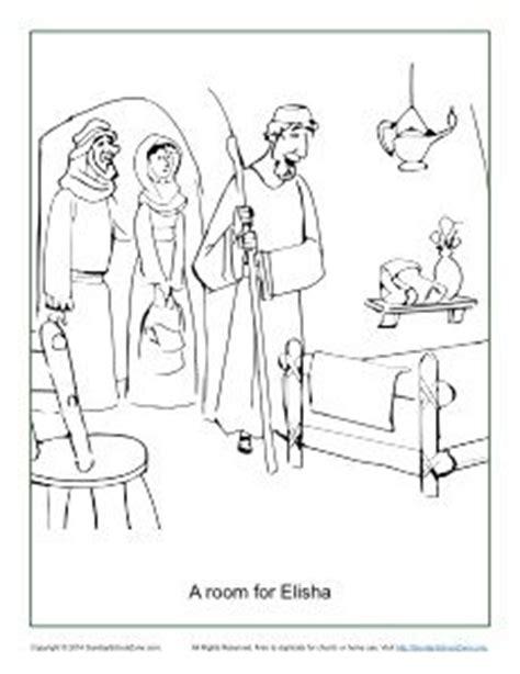 free bible coloring pages elisha 139 best images about elijah elisha on