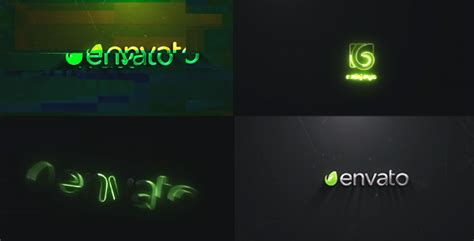 envato templates after effects free download elegant logo intro electric envato videohive after