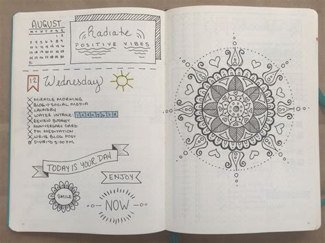 bullet journaling bullet journal one month update boho berry
