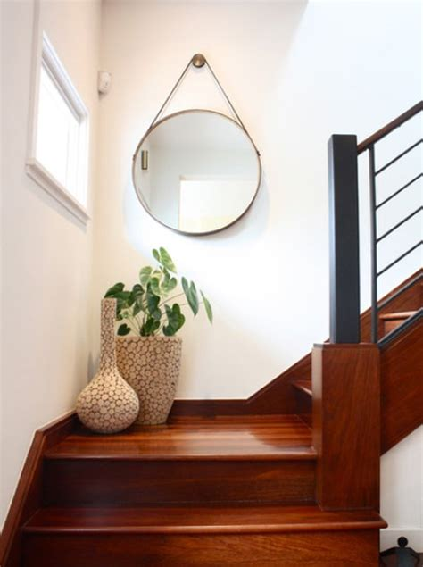 Staircase Decor | how to decorate landings on stairs interior home design