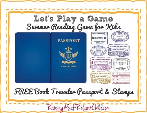 Barn And Noble Com Free Children S Summer Reading Game Bookland Travel