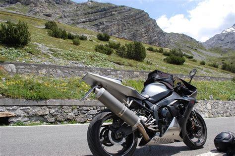 Motorrad Urlaub by Motorradurlaub In Den Alpen