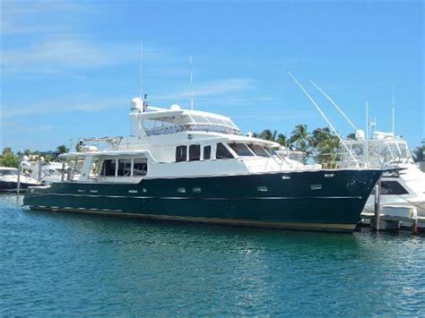 grand banks yachts neff yacht sales used 72 foot grand banks aleutian 72