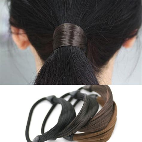 hair extensions on rubber bands rubber band hair extensions newhairstylesformen2014 com