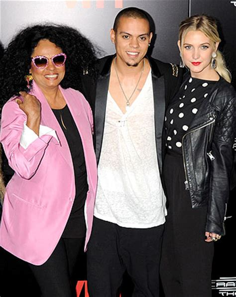 ashlee simpson weds evan ross at diana ross estate evan ross and ashlee simpson hear wedding bells