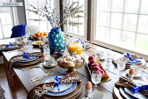 brunch table setting 24 simple brunch table settings ideas photo