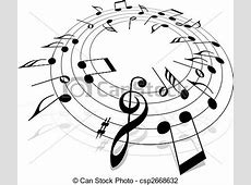 Symphony clipart 20 free Cliparts | Download images on ... Music Instruments Clipart Black And White