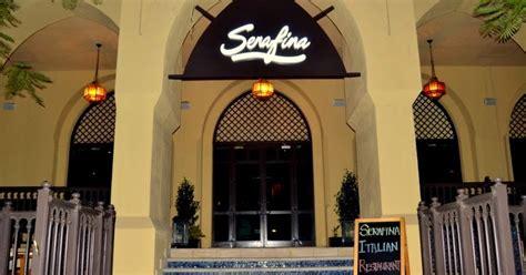 Vb Serafina serafina italian restaurant a of northern italy in souk al bahar sweet escapes