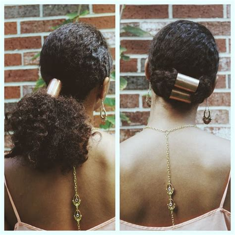 Hair Style Tools Name by Created These Updos With Copper Piping 1 25 Each From