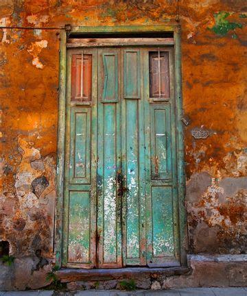 beautiful cuba  doors  pinterest