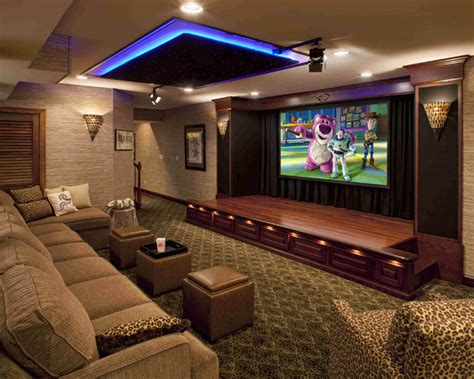 home theater hvac design performance theater contemporary home theater