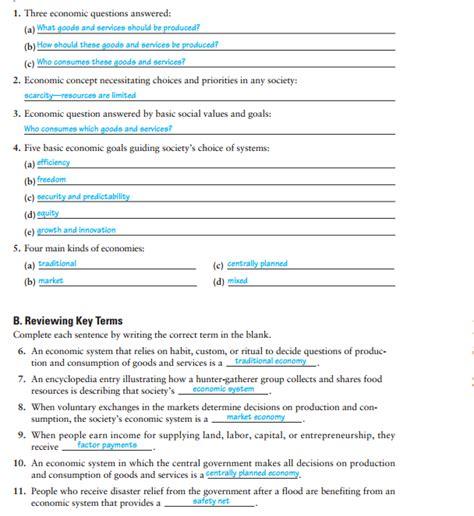 modern economies section 4 answers answers to economics homework essaycorrections web fc2 com
