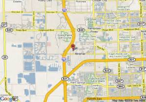 Miramar Florida Map by Map Of Courtyard By Marriott Miramar Hollywood
