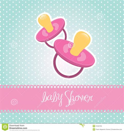 background baby shower baby shower royalty free stock image image 31222756