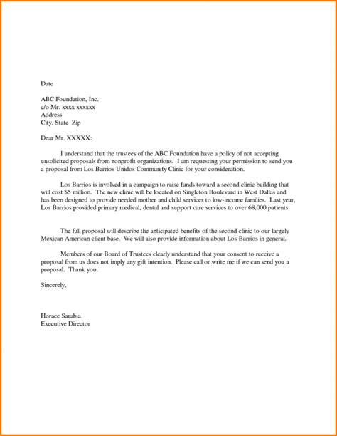 unsolicited cover letter template unsolicited cover letter exle best letter sle