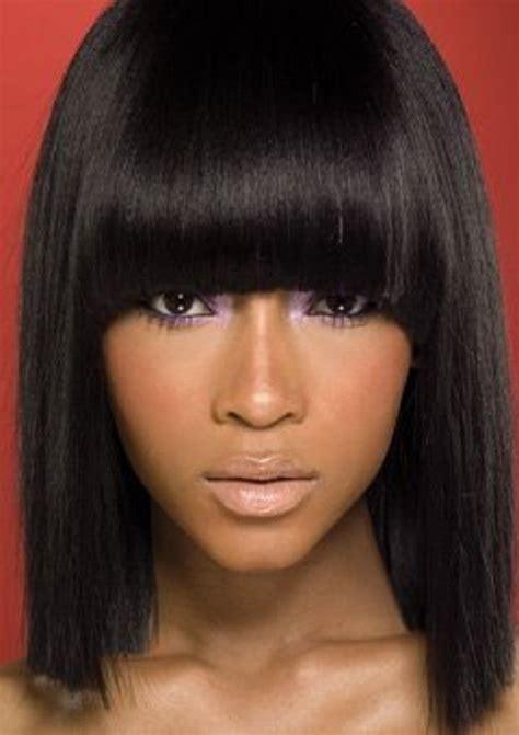 how to cut black hair in a bob bob hairstyle ideas for african american hair hair world