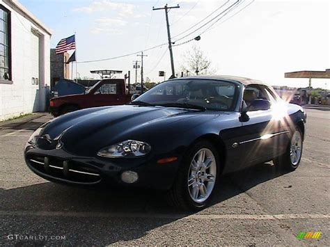 jaguar xk blue 2001 westminster blue jaguar xk xk8 convertible 28527276