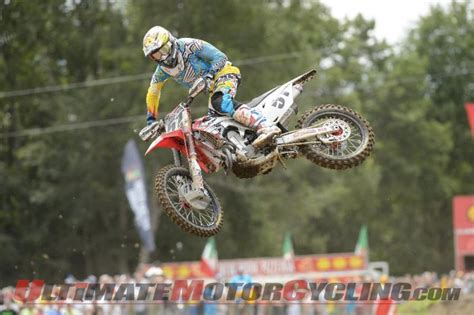 ama pro motocross results 2013 unadilla ama motocross results
