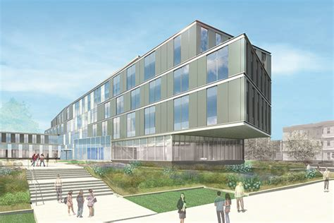 Manning Mba Umass Lowell by Pulichino Tong Business Building Rising Fast Umass Lowell