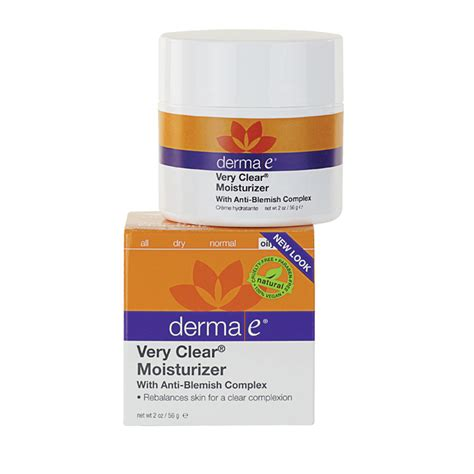 Harga Derma E Clear Moisturizer health food specialists brands products derma e
