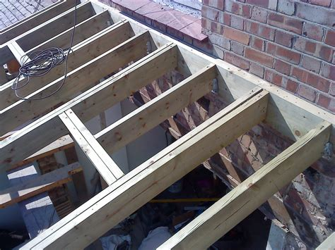 lookout rafters flat roof flat roof conversion