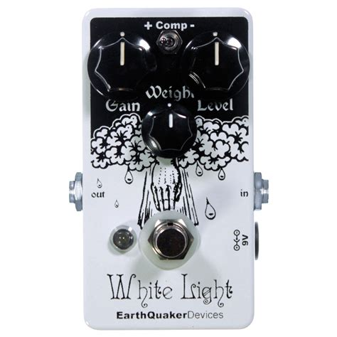 Overdrive Light by Earthquaker Devices White Light Overdrive