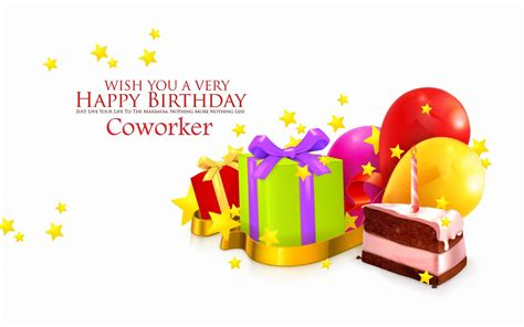 Happy Birthday Wishes Coworker Coworker Birthday Wishes Archives Nicewishes