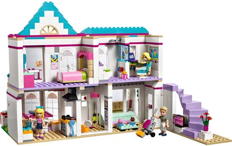 friends house buy lego friends stephanie s house 41314 free shipping