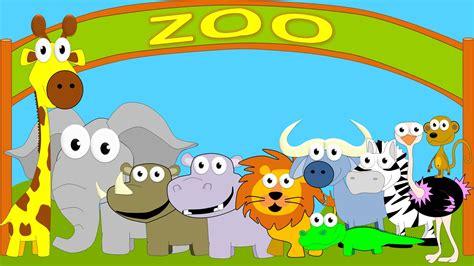 imagenes de zoologico en ingles animales del zoo para ni 241 os sonidos de animales para