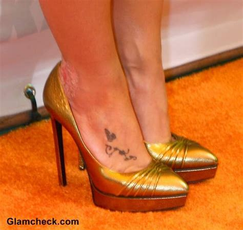 britney spears new tattoo tattoos