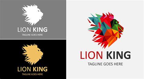 colorful lion logo logos graphics