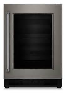 kitchenaid wine cooler kuwr204epa s